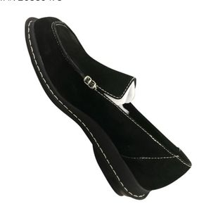 Passports Suede Leather Loafers